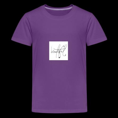 48ddc3551e85ef9fe742db583a1bd53e - Kids' Premium T-Shirt