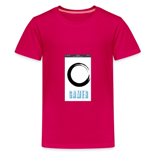 Caedens merch store - Kids' Premium T-Shirt
