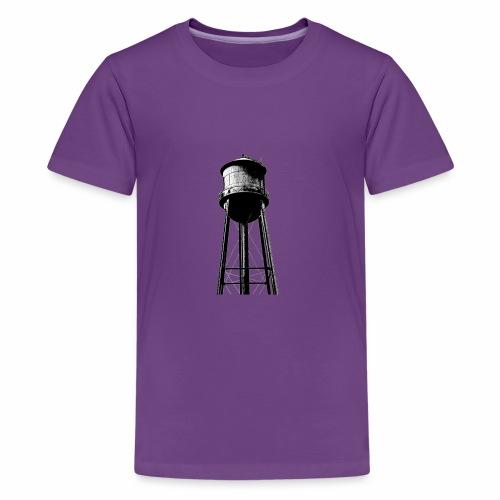 Water Tower - Kids' Premium T-Shirt