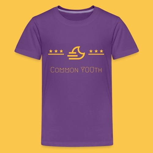 CommonYOUth - Kids' Premium T-Shirt