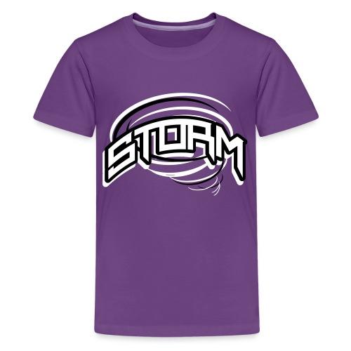 Storm Hockey - Kids' Premium T-Shirt