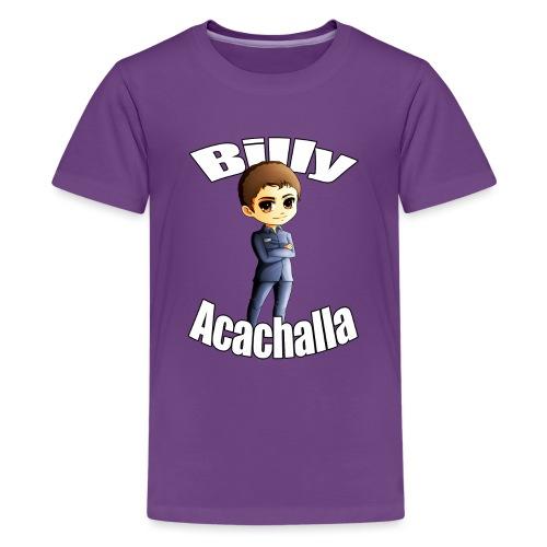 Billy acachalla copy png - Kids' Premium T-Shirt
