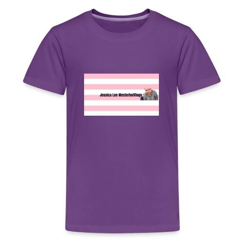 55D22EB5 CA1F 485B 801D B2FB22B2D622 - Kids' Premium T-Shirt