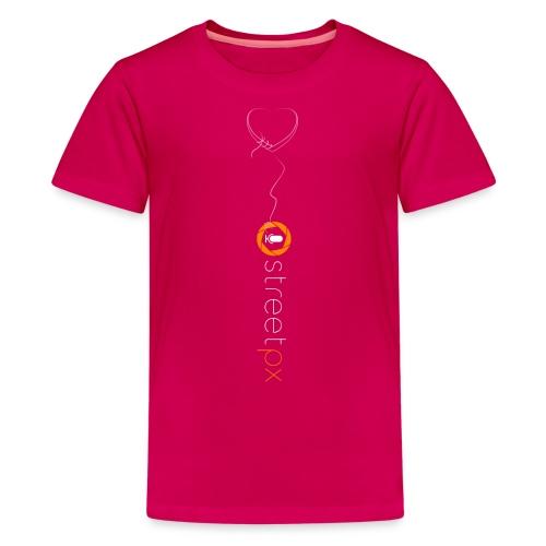 Hanging Heart - Kids' Premium T-Shirt