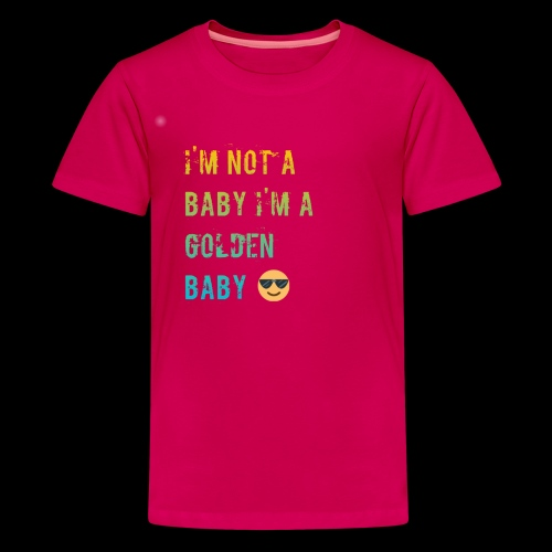 Baby dog or kids - Kids' Premium T-Shirt