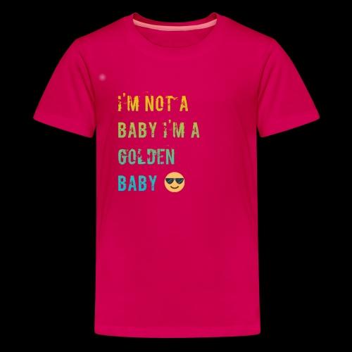 Baby dog or kids - Kids' Premium T-Shirt