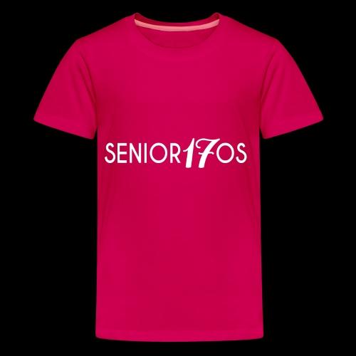 Senior17os - Kids' Premium T-Shirt
