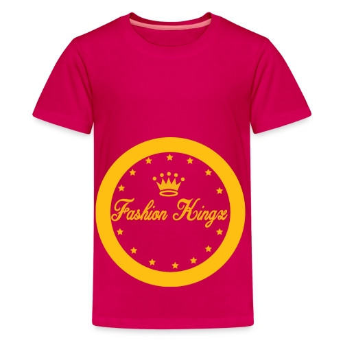 Fashion Kingz circle - Kids' Premium T-Shirt