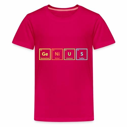 Genius Chem - Kids' Premium T-Shirt