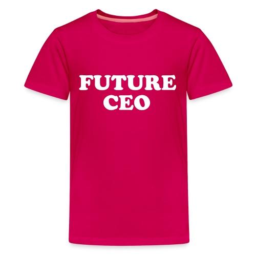 Future C.E.O. Shirt for Boys & Girls - Kids' Premium T-Shirt