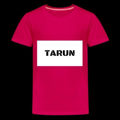 THE TARUN MERCH - Kids' Premium T-Shirt