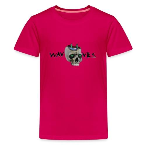 wavves band - Kids' Premium T-Shirt