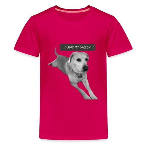 Bailey - Kids' Premium T-Shirt