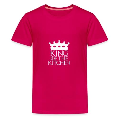 King of the Kitchen - Kids' Premium T-Shirt