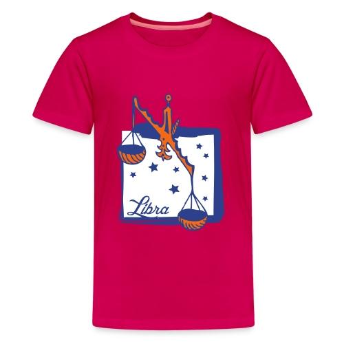 Libra - Kids' Premium T-Shirt