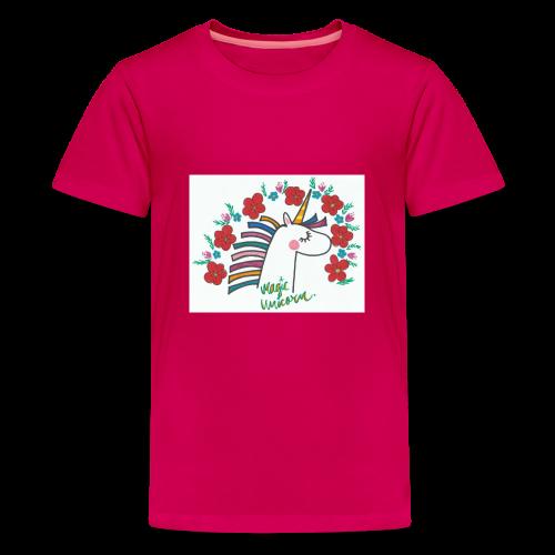 Magic Unicorn - Kids' Premium T-Shirt