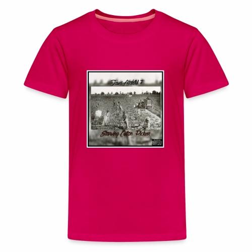 Jawscotton picker album cover - Kids' Premium T-Shirt
