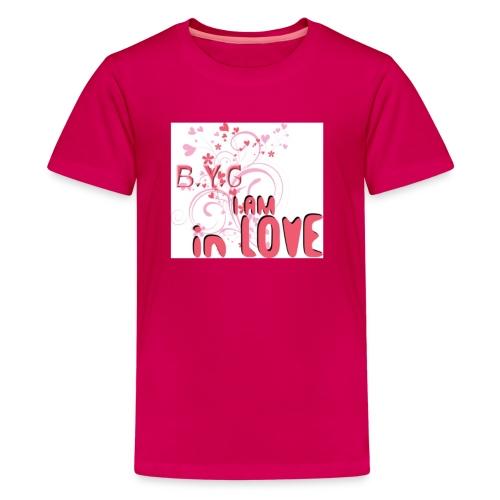 images G - Kids' Premium T-Shirt