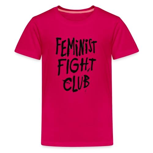 Feminist Fight Club - Kids' Premium T-Shirt