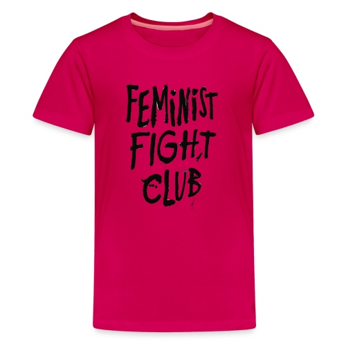Feminist Fight Club - Kids' Premium T-Shirt