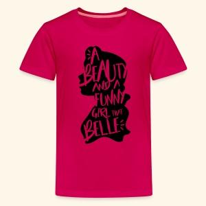 Funny girl - Kids' Premium T-Shirt