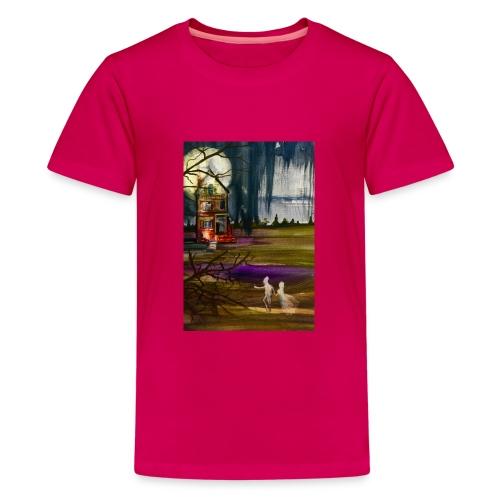 Haunted Homecoming - Kids' Premium T-Shirt