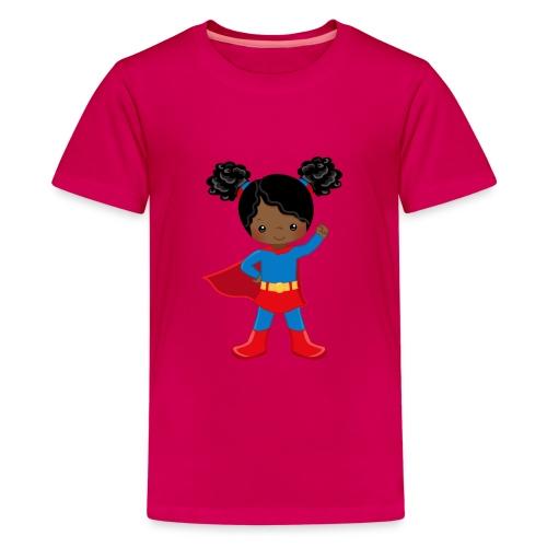 SUPER SIMONE - Kids' Premium T-Shirt