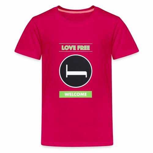 Free Hotel - Kids' Premium T-Shirt
