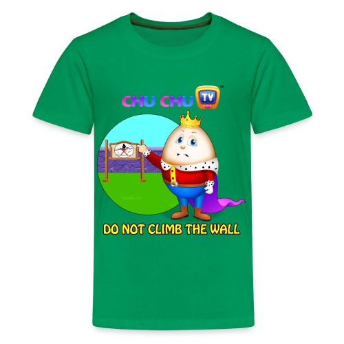 Motivational Slogan 7 - Kids' Premium T-Shirt