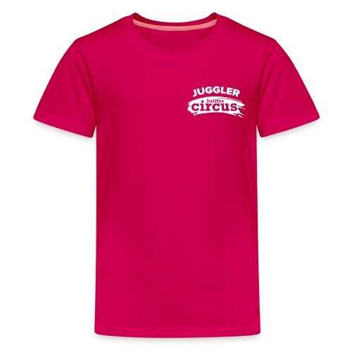 Juggler Shirt - Kids' Premium T-Shirt