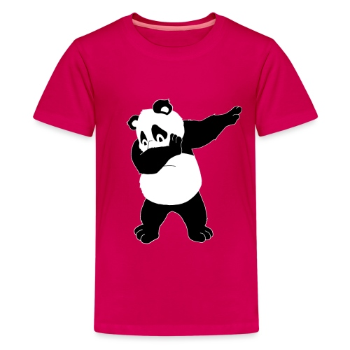 Dabbing Bear - Kids' Premium T-Shirt