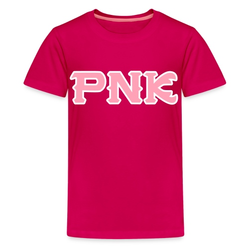 pnk - Kids' Premium T-Shirt