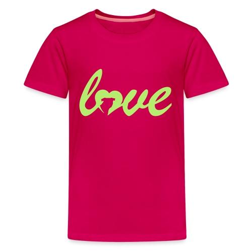 Dog Love - Kids' Premium T-Shirt