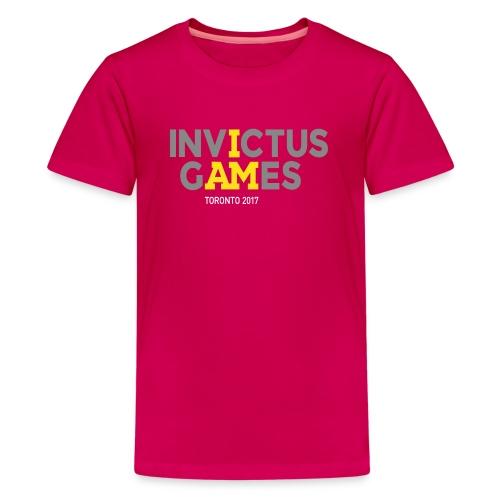 INVICTUS GAMES Toronto - Kids' Premium T-Shirt