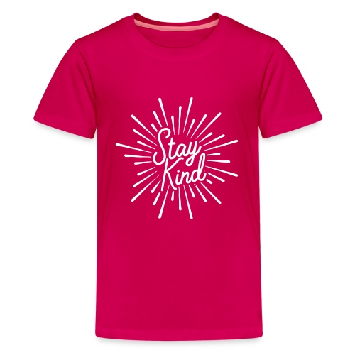 Stay Kind Confetti - Kids' Premium T-Shirt