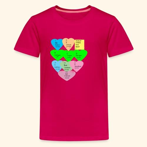 LogoOfLifeDesigns - Kids' Premium T-Shirt