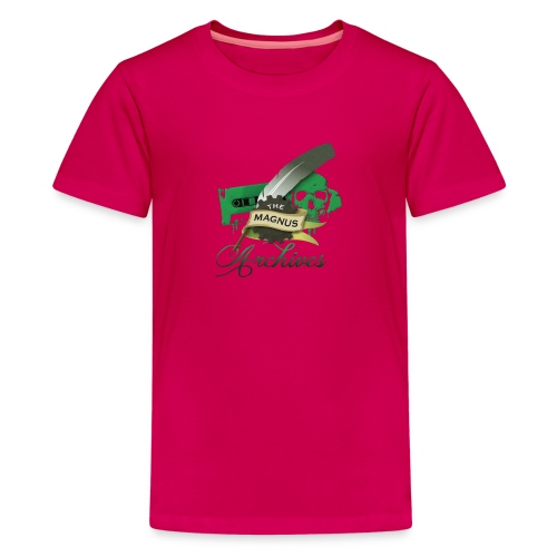 the magnus Logo - Kids' Premium T-Shirt