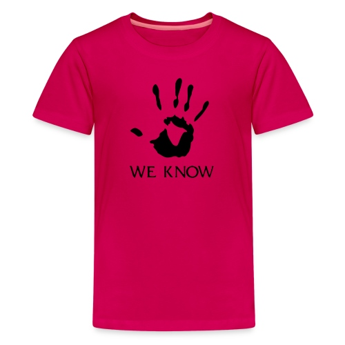 We Know Brotherhood - Kids' Premium T-Shirt