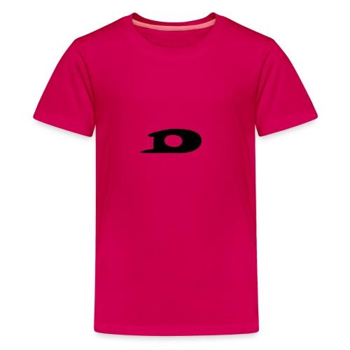 ORIGINAL BLACK DETONATOR LOGO - Kids' Premium T-Shirt