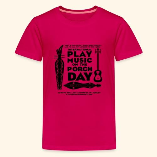 SAPEH_ SHIRT - Kids' Premium T-Shirt
