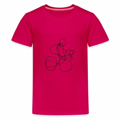 Velo - Kids' Premium T-Shirt