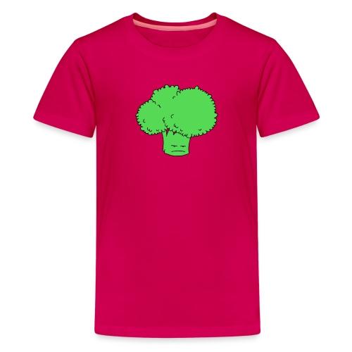 broccoli alpha - Kids' Premium T-Shirt