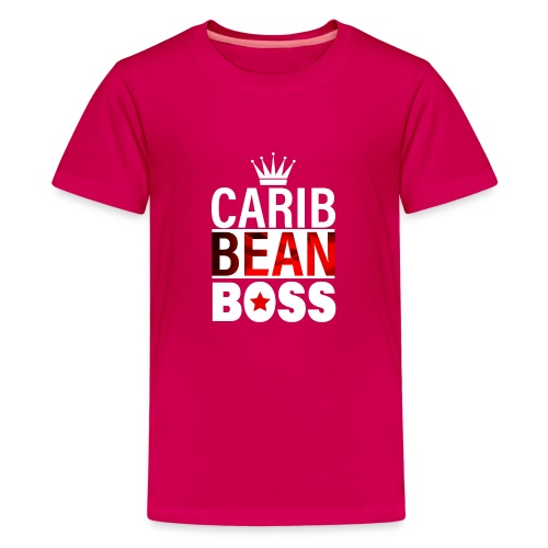 Caribbean Boss - Kids' Premium T-Shirt
