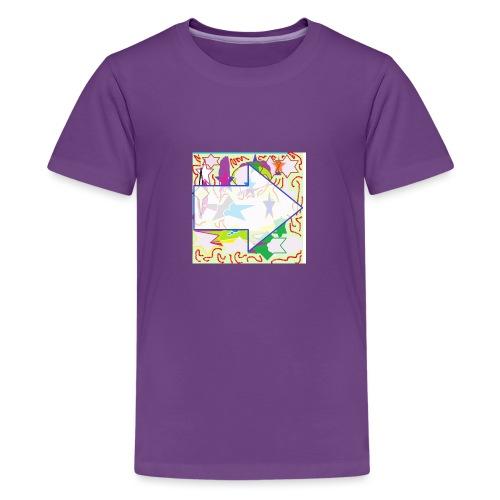 shapes - Kids' Premium T-Shirt