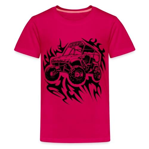 Fired Up UTV - Kids' Premium T-Shirt
