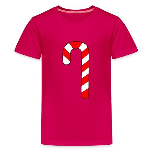 Candy Cane - Kids' Premium T-Shirt