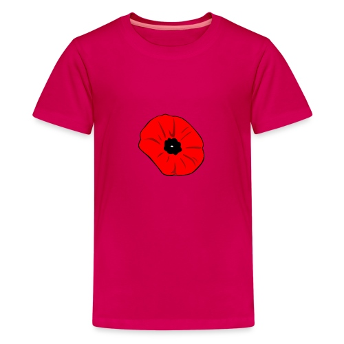 Poppy at Poppy! - Kids' Premium T-Shirt