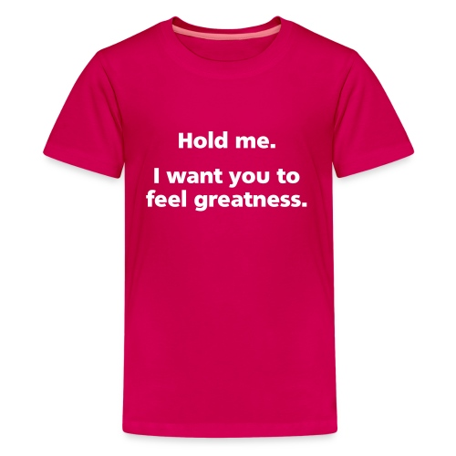 holdme simple - Kids' Premium T-Shirt