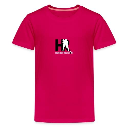 Hockey Religion - Kids' Premium T-Shirt