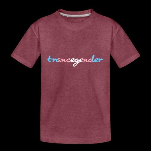 trancegender - Kids' Premium T-Shirt